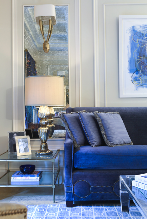 New York City Townhouse Design Project by Vanessa Rome Interiors