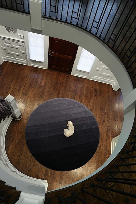 Short Hill, NJ home, interior design by Vanessa Rome