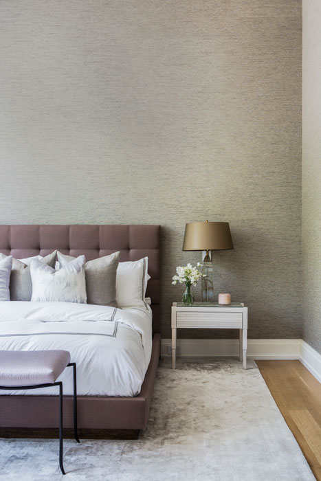 Interior design for Southampton residence