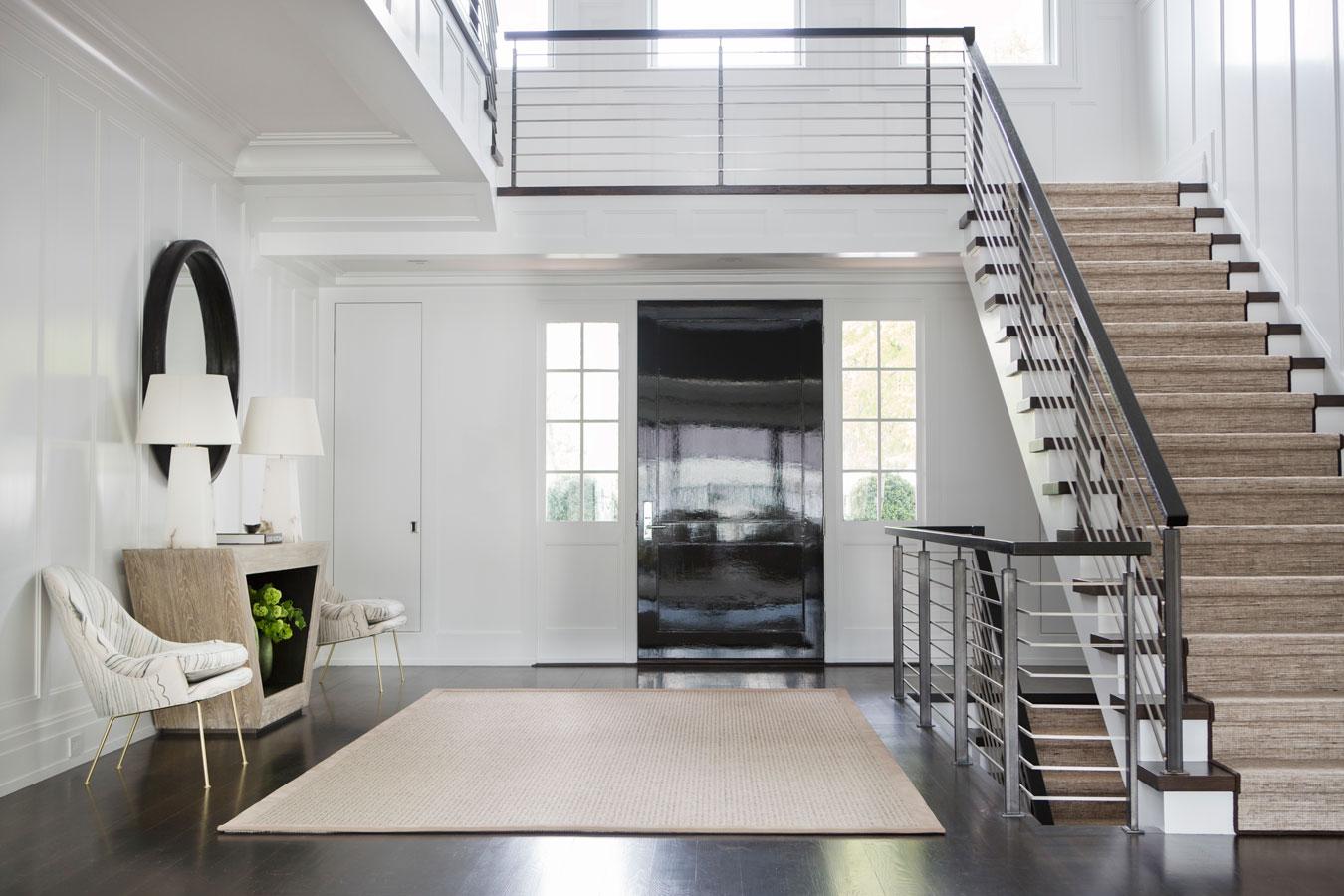Interior Design of Watermill home by Vanessa Rome