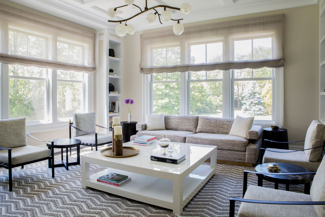 Watermill Living Room Design