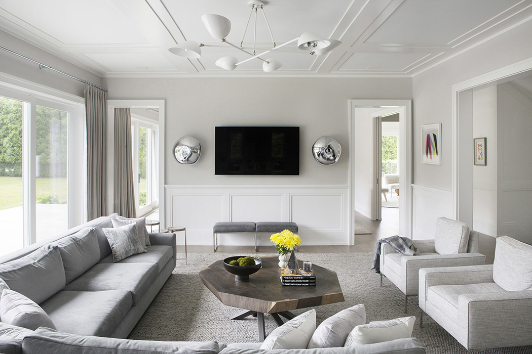 Watermill residence sitting room