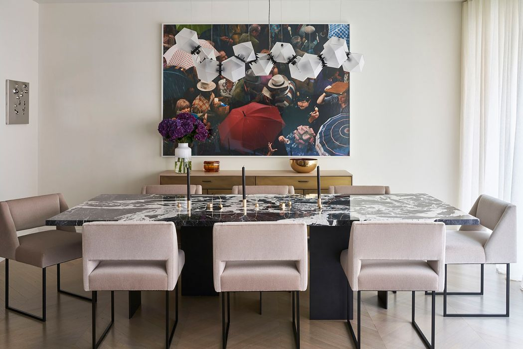 Chelsea Dining room design