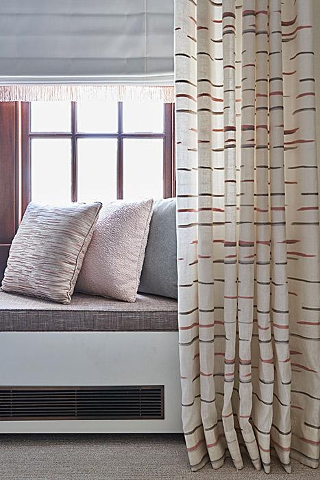 Nursery textile details