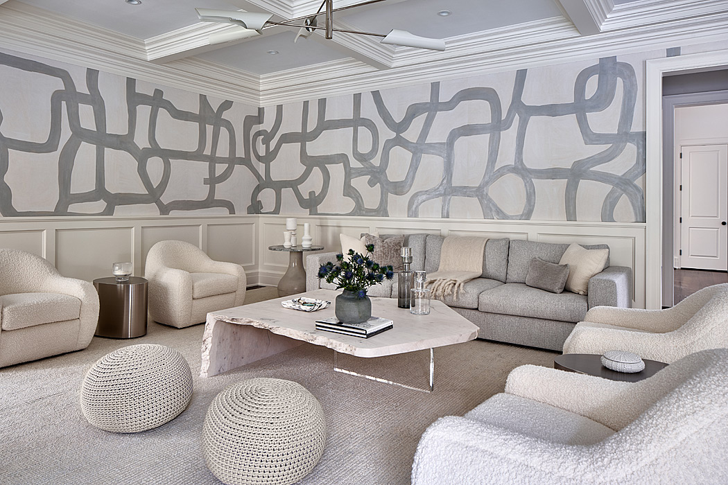 Southampton Living Room Design
