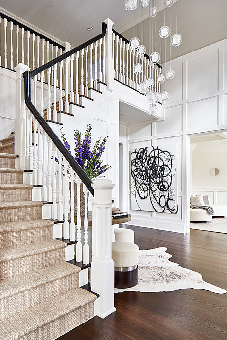 Southampton Foyer Design