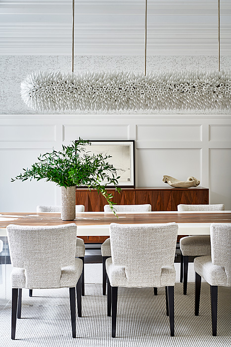 Southampton Dining Room Design