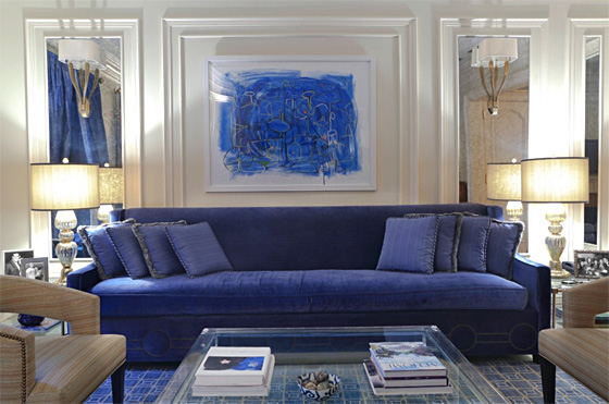 New York City Interior Design Project by Vanessa Rome