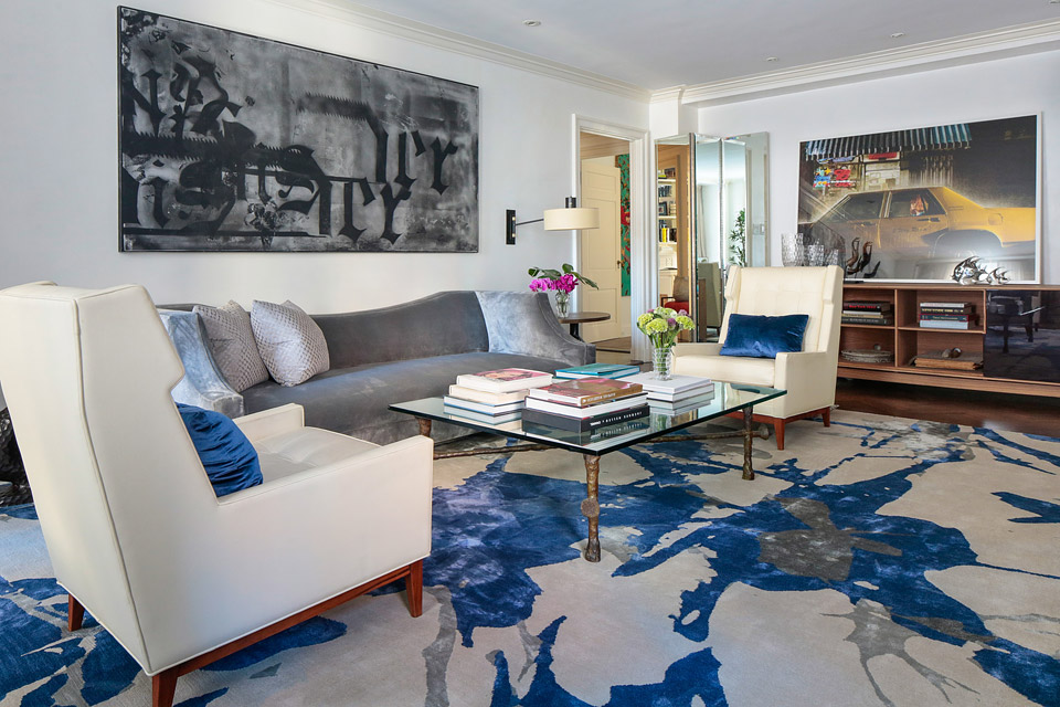 Interior Design for Upper East Side Duplex