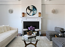 West 86th Street, New York, interior design project